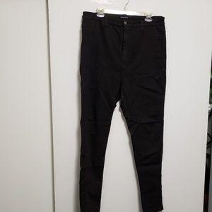 Fashionnova Plus High Waist Skinny Jeans
